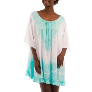 Tunique Tie and Die Turquoise Belle & Toile