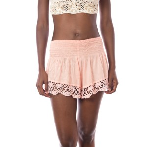 Short Crochet Rose Belle & Toile