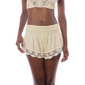 Short Crochet Vanille Belle & Toile